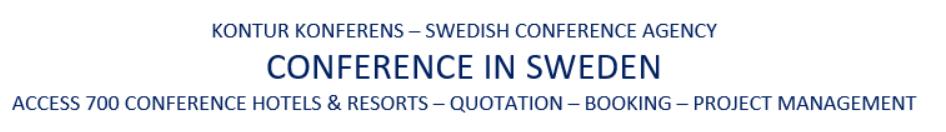 conferencesweden.com