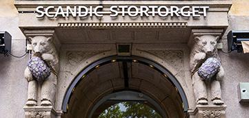 Hotell Scandic Stortorget