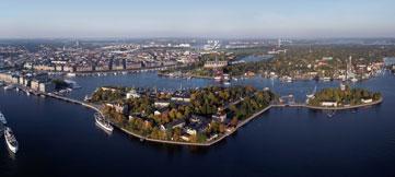 Konferens på Hotel Skeppsholmen