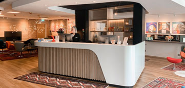 Konferens på Best Western Hotell halland