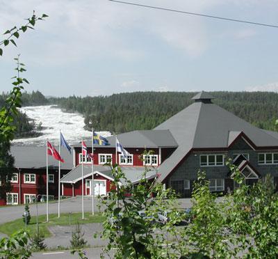 Hotell Storforsen
