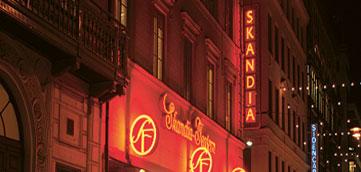Biografen Skandia SF Konferens Stockholm