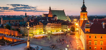 Intercontinental-Warsaw