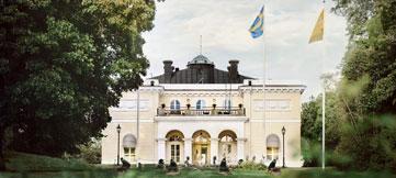 Konferens på Villa Aske