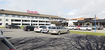Scandic Helsingborg Nord