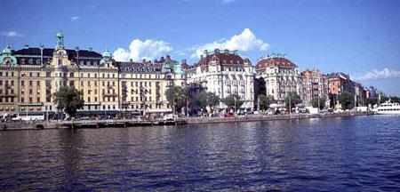 7A Strandvägen -Confenerence Ostermalm