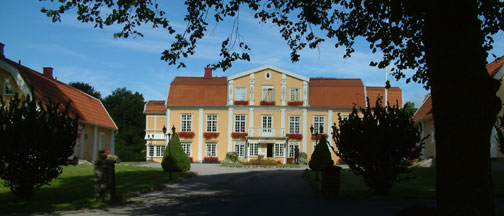 Conference in West Sweden - Ronnums Mansion