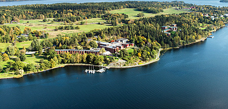 Large conference hotels in Sweden - Skogshem Wijk Lidingö