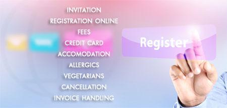Conference Administration - Registration