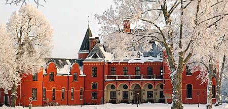 Conference in Sweden - Lejondals Castle a favourite amongst 700 venues in our network!