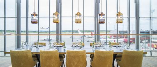 Conference Arlanda - Radisson Blu Airport Terminal Hotel