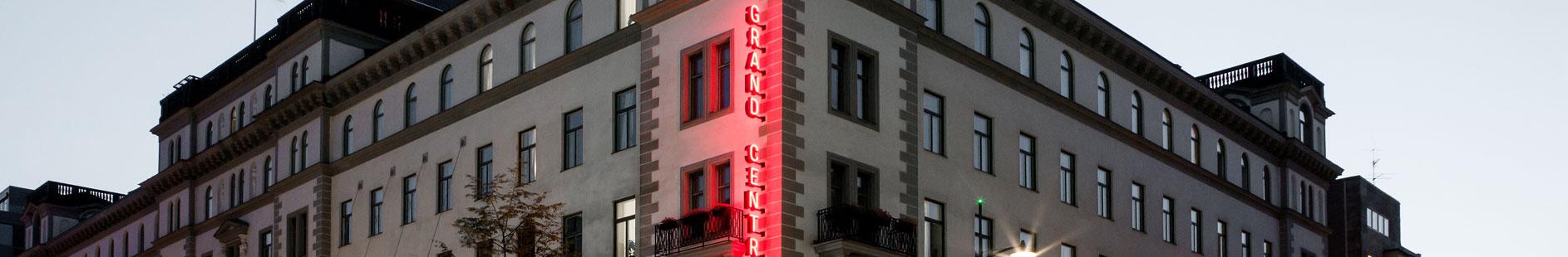 Scandic Grand Central Konferensanläggningar.se