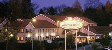 Welcome Hotel i Barkarby