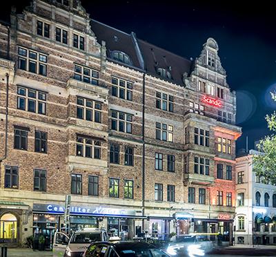 Hotell Scandic Stortorget i Malmö