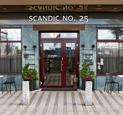Hotell Scandic NO. 25