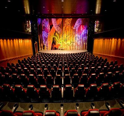 Konferens på Filmstaden, Malmö
