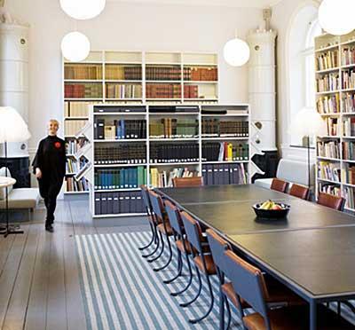 Biblioteket Svensk Form