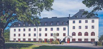 Wenngarn Hotell Anstalten