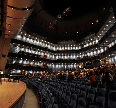 Louis De Geer konsert & kongress