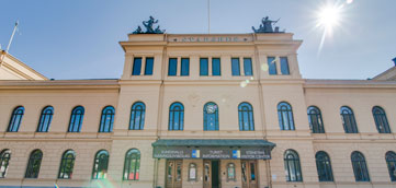 Stadshuset Sundsvall