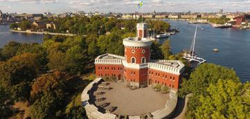 Kastellet-Stockholm