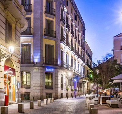 Radisson Blu Hotel - Madrid Prado