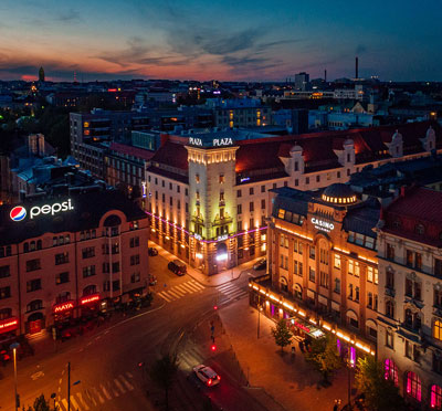 Radisson Blu Plaza Hotel Helsingfors