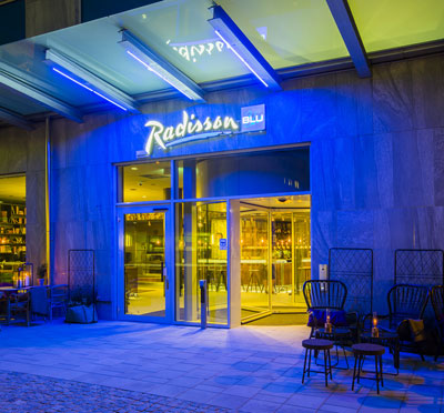 Radisson Blu Metropol Hotel