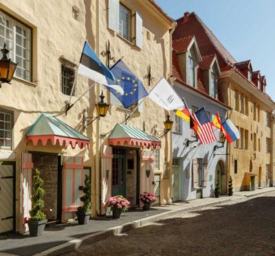 Schlössle Hotel Tallinn