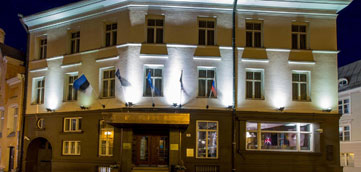 Hotel St Petersbourgh