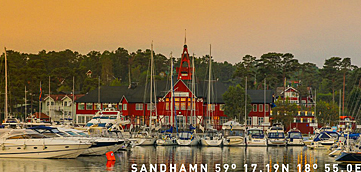 Sandhamn-Seglarhotell