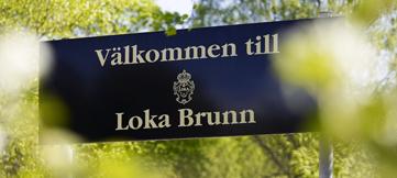 Loka Brunn Kur- & Konferenshotell
