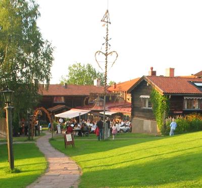 Klockargården Hotell