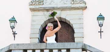 Bröllop på Hesselby Slott