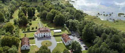 Slottsanläggningar
