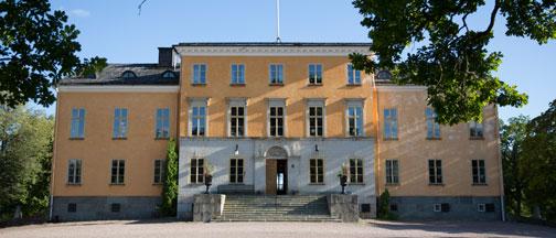 Garpenbergs Slott - Konferens Dalarna