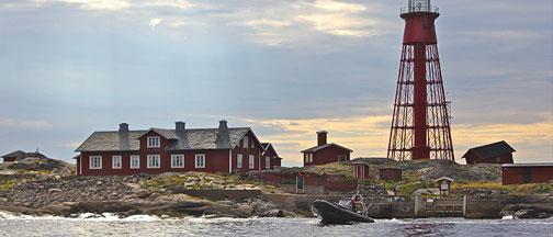 Pater Noster Lighthouse - Konferens Bohuslän