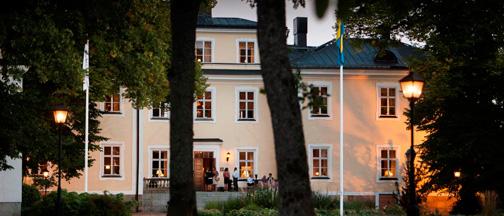 Konferens på slott Mälardalen