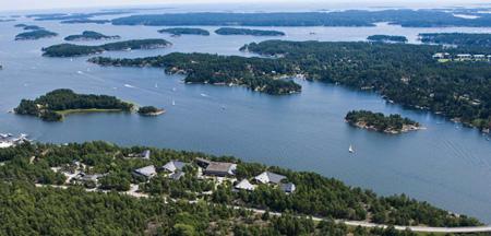 Konferens Stockholms Skärgård - Djurönäset