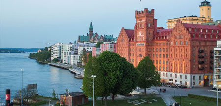 Konferens Södermalm - Elite Hotel Marina Tower