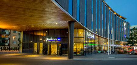 Konferens Uppsala - Radisson Blu Hotel Uppsala