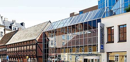 Konferens Malmö - Radisson Blu Hotel Malmö