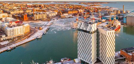 Konferens Helsingfors - Clarion Hotel Helsinki