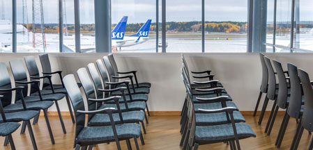Konferens nära Arlanda  - Radisson Blu SkyCity Hotel
