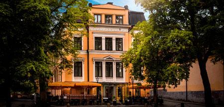 Designhotell - Hotell Villa Anna