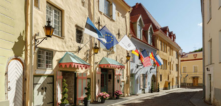 Konferens Tallinn - Schlössle Hotel