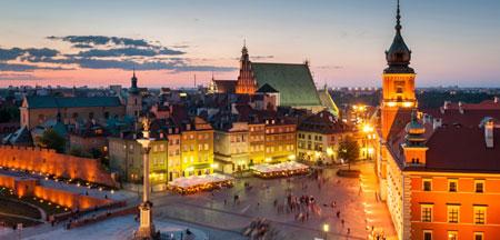 Konferens Warszawa - Intercontinental Warszawa