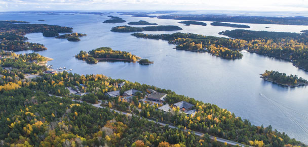 Konferens Stockholms Skärgård