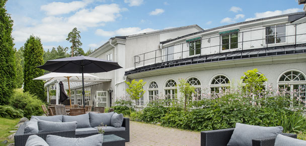 Konferens Sörmland Blommenhof-Hotell