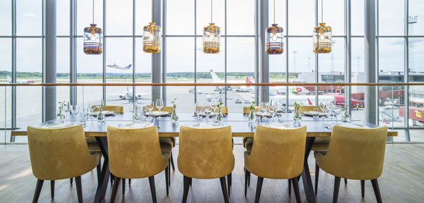 Konferens Arlanda - Radisson Blu Airport Terminal Hotel
